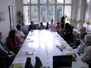 XVIII Cita de la Poesía: Latinoamérica-Berlín 2014 Por la tierra y el agua