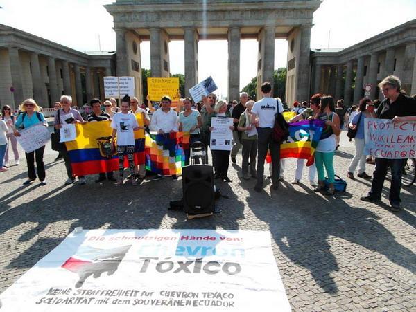 BERLIN  SOLIADARIO APOYA AL DIA INTERNACIONAL