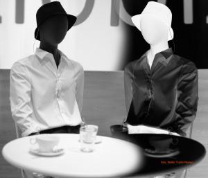 blanco-negro-negro-blanco Foto: Walter Trujillo Moreno