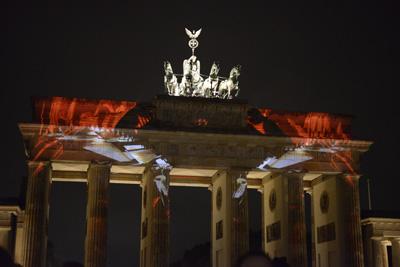 Día Internacional Antichevron en Berlín -2015
