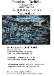Valparaízoo @ LA GIRAFE | Berlin | Berlin | Deutschland